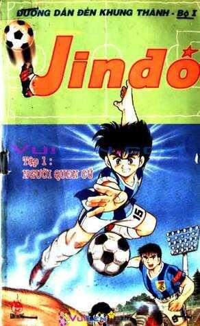 truyện tranh bóng đá Jindo - dường dẫn đến khung thành